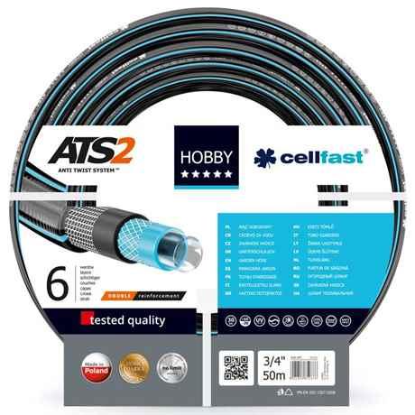 """Cellfast Schlauch Hobby AST2 3/4"""" x 50 m 16-221"""
