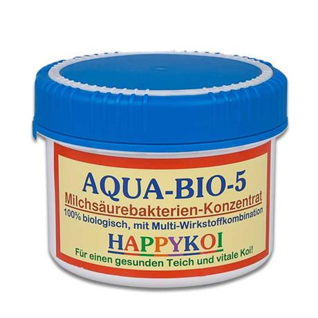 Aqua-Bio-5 MEDI Dose 500 ml für 75.000 Liter Koi Teich