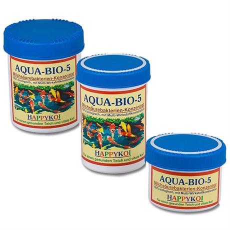Aqua-Bio-5 Milchsäurebakterien Konzentrat 3 Gebindegrößen