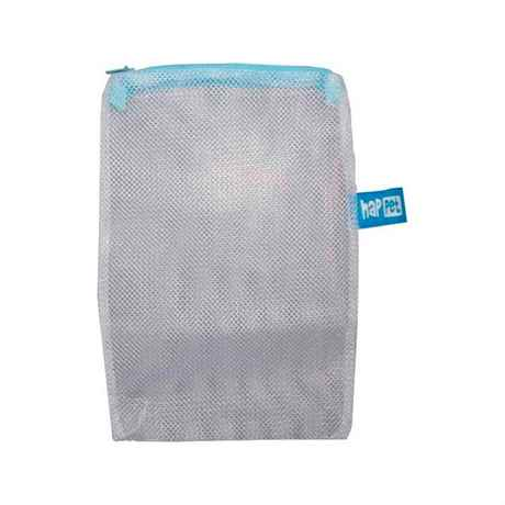 Netzsack für Filtermedien 14x20 cm weiß