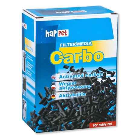 Happet CARBO - Aktivkohle Pellets 500g