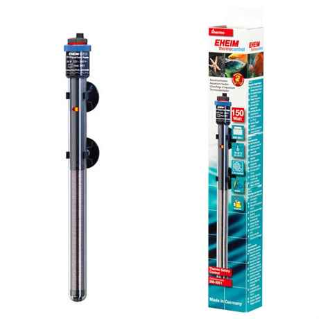 Heizung für Aquarien von 200-300 Liter thermocontrol 150 Watt 3616010