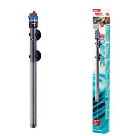 EHEIM thermocontrol 200 Watt 300-400 Liter Aquarien 3614010