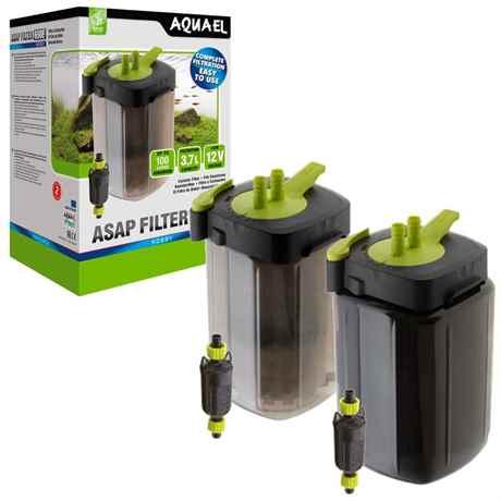 Aquael Aussenfilter Serie ASAP 650e und 750e