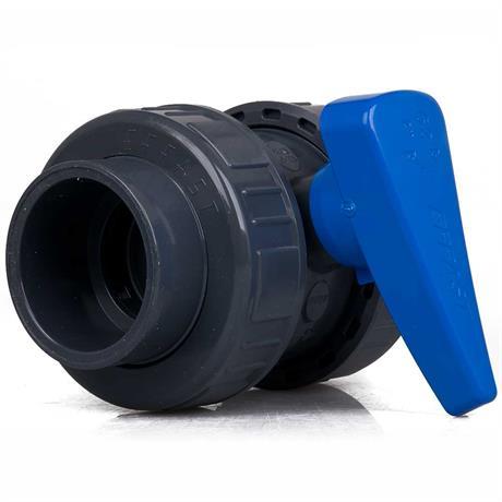 kugelhahn blau von Effast