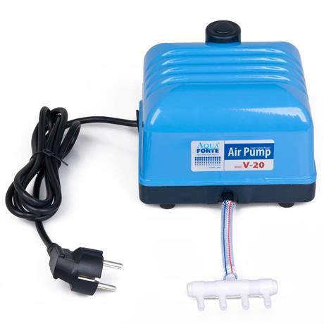 Belüfter Pumpe Teich V-20 von AquaForte