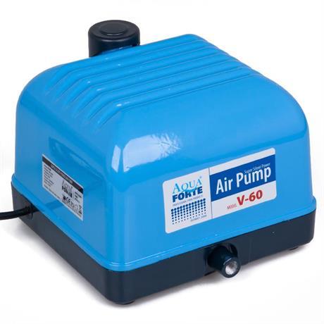 Luftpumpe V60 - Belüfterpumpe baugleich mit Osaga MK-60 und Aquaforte V60