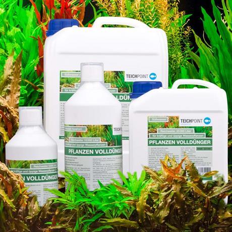 Wasserpflanzen Aquarium Dünger ohne Nitrat
