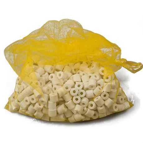 Bioringe 15 mm im gelben Netzsack