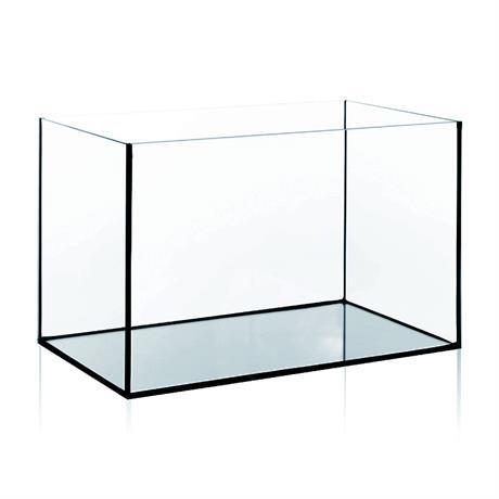 40x25x25 cm Becken aus Glas für Aquaristik