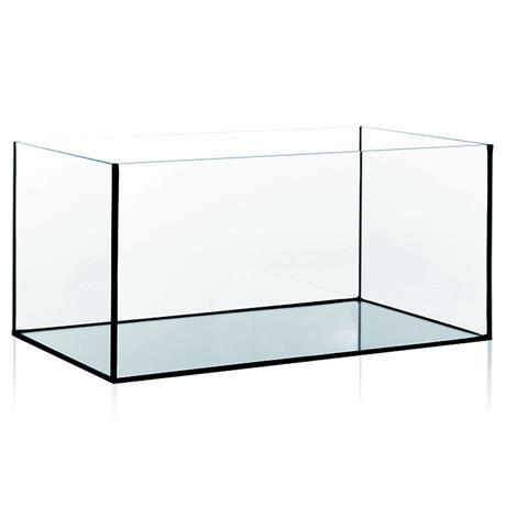 Fischaquarium Glas-Becken 60x30x30 cm