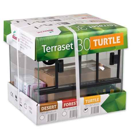Diversa Terraset TURTLE 30 30x25x25 cm