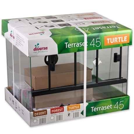 Diversa Terraset TURTLE 45 45x32,5x35 cm