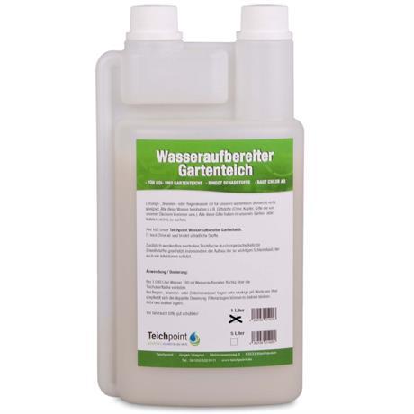 1 Liter Teichpoint Wasseraufbereiter für Gartenteiche