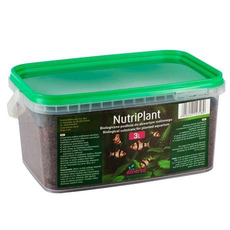 Nutri-Plant 3 Liter Aquariumnährboden Mischung