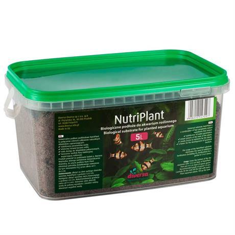 5 Liter Nährboden Nutri Plant Aquarium