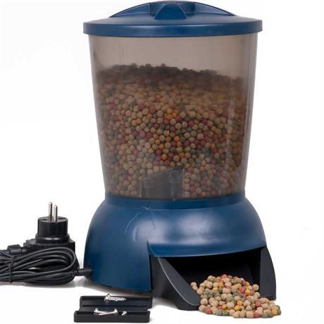 Aquaforte Futterautomat für Teichfische