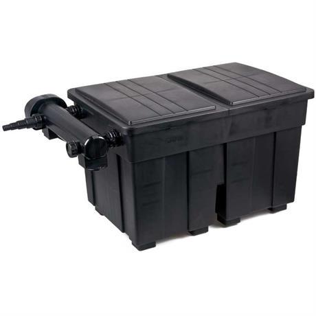 Aquaforte Bio Mehrkammerfilter 25000 XXL mit UVC-Klärer
