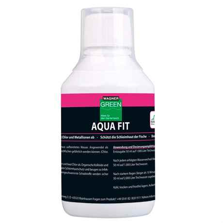 WAGNER GREEN - Aqua Fit Gartenteich 250 ml