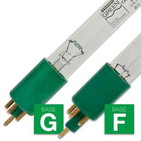 Wagner GREEN UVC Ersatzlampen 40 und 75 Watt T5