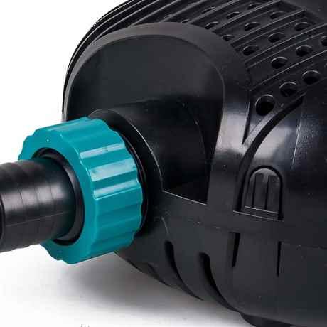 AquaForte O-Plus 6500LV Niederspannungs Filterpumpe 12 VAC
