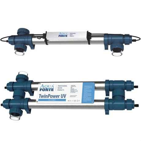 AquaForte Power UV TL Serie 30/55/110 Watt