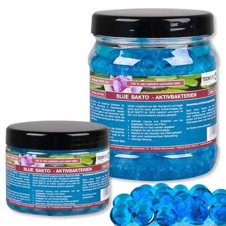 Teichpoint Blue-Bakto 500ml und 1 Liter Gebinde