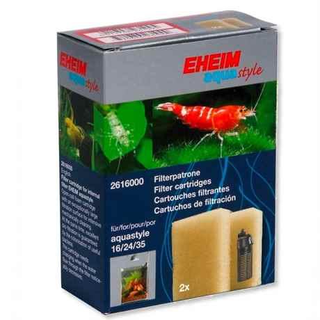 EHEIM 2616000 Ersatz Filterschwamm für EHEIM aquastyle 16, 24, 35