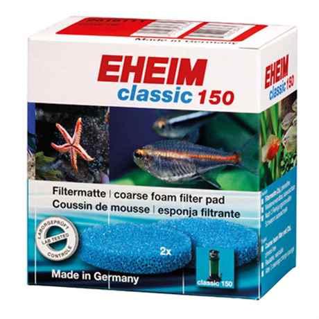 Eheim Filtermatte für Classic 600 2 Stück 2616111