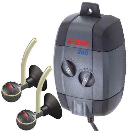 Eheim Luftpumpe 3702 - Air Pump 200