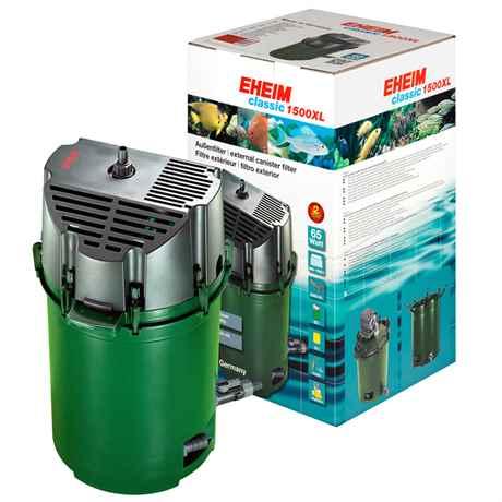 EHEIM Classic 1500xl für Aquarien von 300-1500 L - 2400 l/h - 65 Watt - 2260