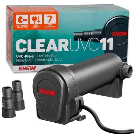 EHEIM CLEAR UVC 11 Teich Klärer 5302010