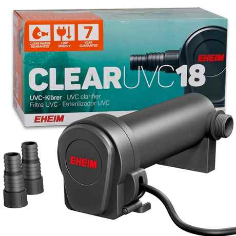 EHEIM CLEAR UVC 18 Watt 5303010