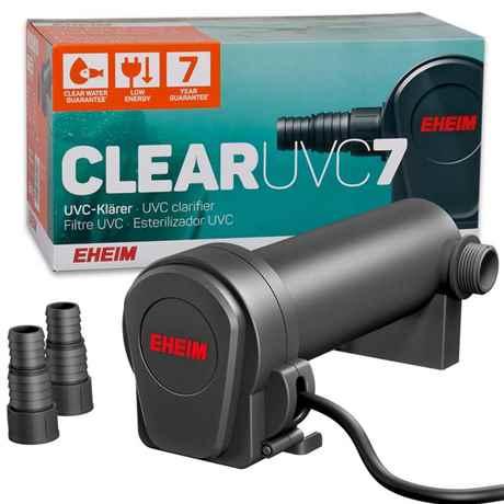EHEIM CLEAR 7 Watt UVC Klärer 5300010
