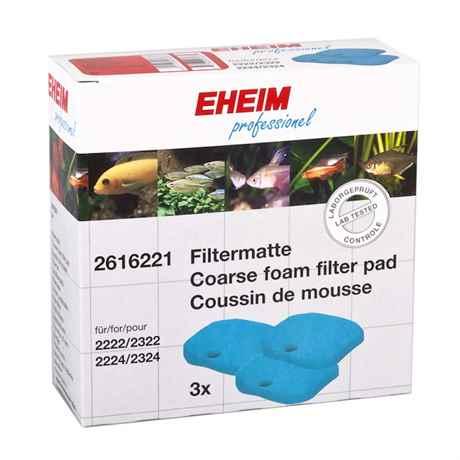 EHEIM 2616221 Ersatz Filtermatten für experience 150/250/250T und prof 2222/2224 + 2322/2324