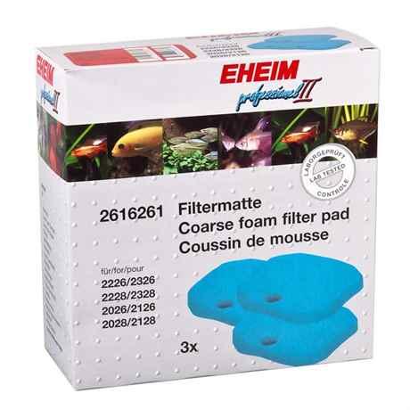 EHEIM 2616261 Set Filtermatte für eXperience 350, 2226/2326 2228/2328 und 2026/2126 2028/2128