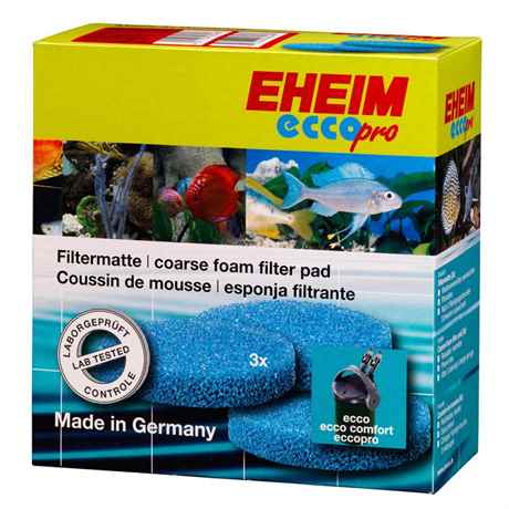 EHEIM Filtermatte ecco 2231/2233/2235 comfort 2232/2234/2236 pro 130/200/300 2616310