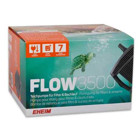 EHEIM FLOW 3500 Teichpumpe 5110010