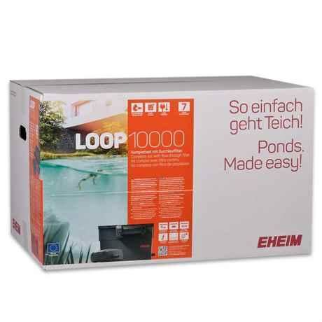 EHEIM LOOP 10000 Komplettes Teichfilter Set mit Pumpe 5202020
