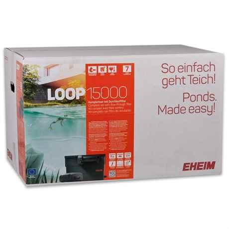 EHEIM LOOP 15000 Teichfilter Set 5203020