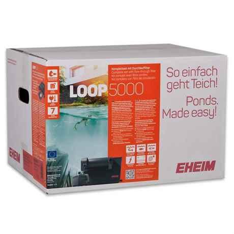 EHEIM LOOP 5000 Komplett Teichfilter Set 5200020