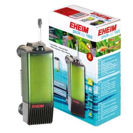 Innenfilter für Becken von 60-160 Liter - EHEIM pickup 160 Filtersystem
