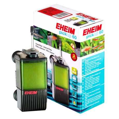 kompakter Innenfilter für Aquarien - der EHEIM pickup 60