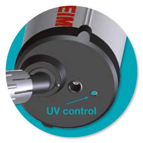Die UV Control Leuchte im Detail