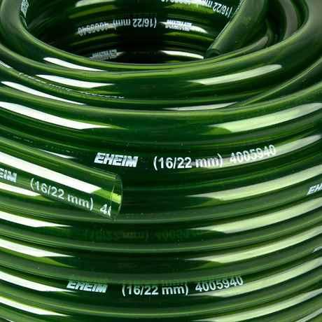 EHEIM Aquariumschlauch grün 16/22 mm Meterware