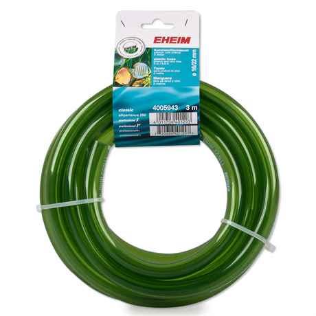 grüner EHEIM Aquaristik Kunststoffschlauch