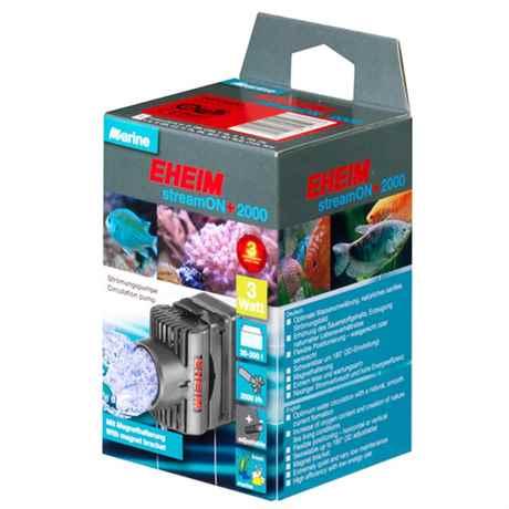 EHEIM streamON+ 2000 plus Aquarium Strömungspumpe