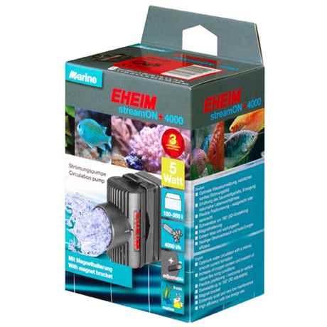 EHEIM streamON+ 4000 plus regelbare Aquarium Strömungspumpe