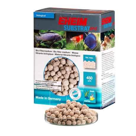 EHEIM SUBSTRAT PRO 1,0 Liter 2510051 biologisches Filtermedium