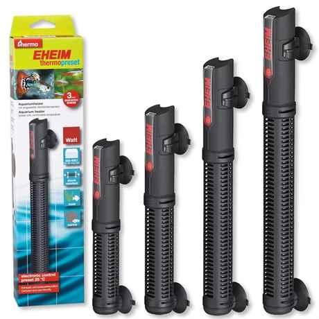 EHEIM ThermoPreset Aquarienheizer Serie 50 100 150 und 200 Watt
